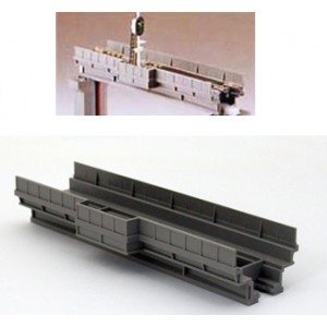 Unitrack Straight Signal Viaduct (NO Track) 124mm