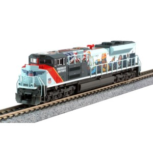 "EMD SD70ACe - Union Pacific ""Powered By Our People"" 1111 (DCC Equipped)"