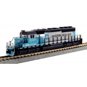 EMD SD40-2 - Maersk 3329 (DCC Equipped)
