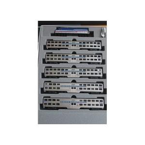 VRE F40PH & Bi-Level Capital Commuter 6 Unit Set (DC,DCC & Sound)