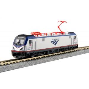 ACS-64 - Amtrak 600 David L Gunn