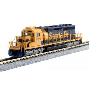 SD40-2 - Santa Fe 5088