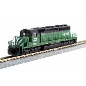 SD40-2 - BNSF 7036 (DCC Equipped)