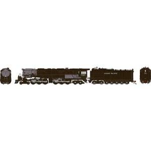 ADVANCE RESERVATION - 4-6-6-4 Challenger - Union Pacific 3985 (DC,DCC & Sound)