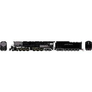ADVANCE RESERVATION - 4-6-6-4 Challenger - Union Pacific 3933 (DC,DCC & Sound)
