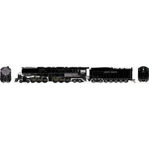 ADVANCE RESERVATION - 4-6-6-4 Challenger - Union Pacific 3967 (DC,DCC & Sound)