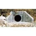 Culvert - Concrete 2pcs
