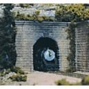 Tunnel Portals - Single Track - Cut Stone (2)