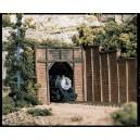 Tunnel Portals - Single Track - Timber (2)