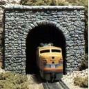 Tunnel Portals - Single Track - Random Stone (2)