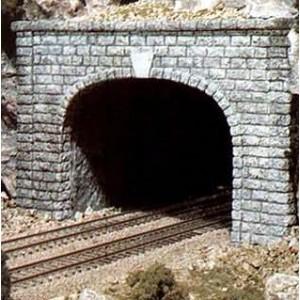 Tunnel Portals - Double Track - Cut Stone (2)