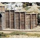 Retaining Walls - Timber (6)