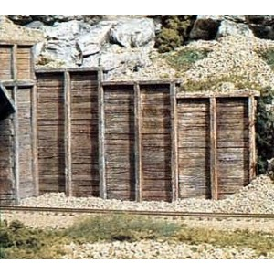 Retaining Walls - Timber (6)