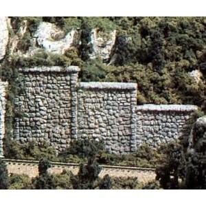 Retaining Walls - Random Stone (6)