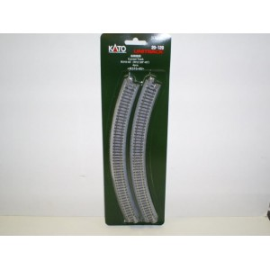 "Unitrack Curved Track 45' 315mm (12 3/8"") Radius (4pk)"