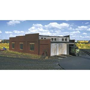 3 Stall Brick Roundhouse