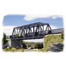 Double Track Truss Bridge