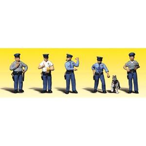 Policemen (6pk)