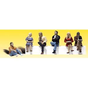 People Sitting (6pk)