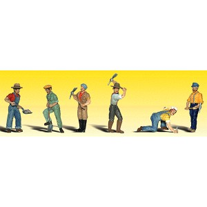 Track Workers (6pk)