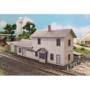 Blairstown Depot